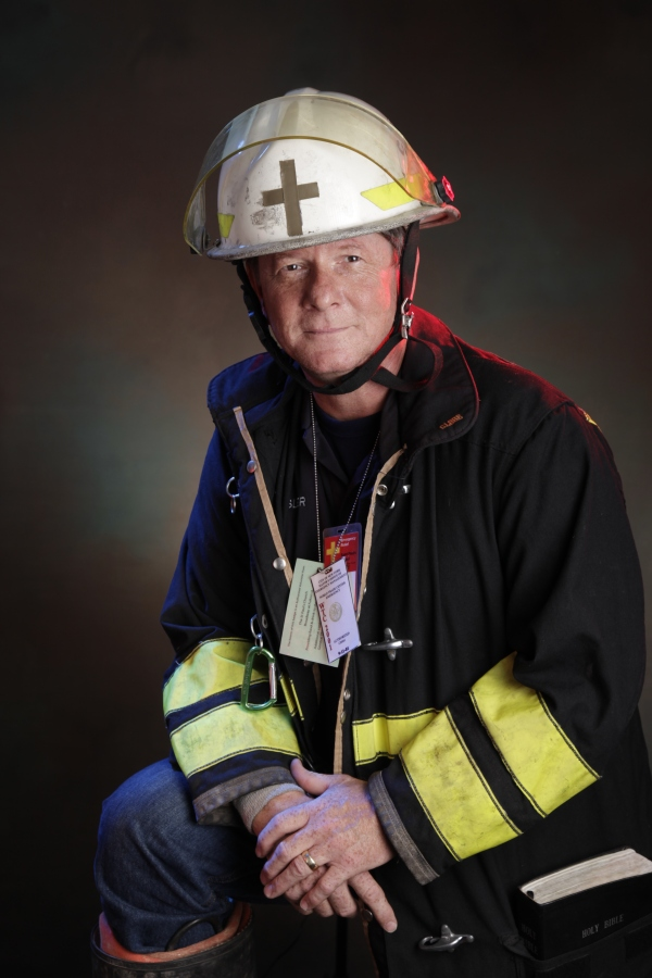 Chaplain Bob Ossler