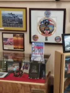 CC Veterans Museum 1 TOT in display