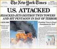 newspaper 911 2