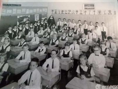 Bob ossler school. - grade 3 Sister Johanna